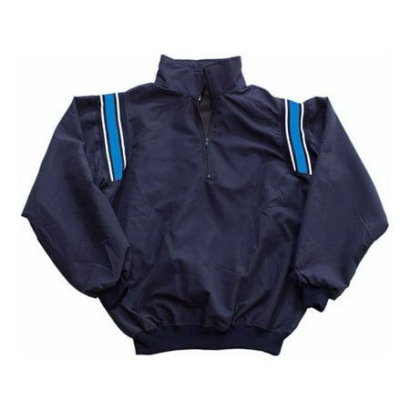 Men's Umpire Half-Zip Jacket (Umpire Equipment)