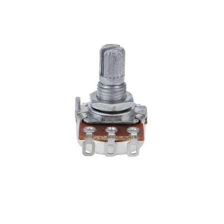 Electric Guitar Volume Push Pull Mini Control Pot Potentiometer B250K Accessory ()