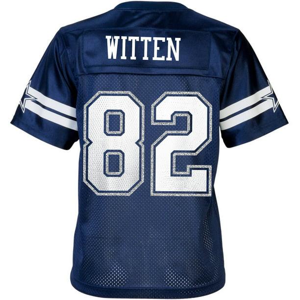 NFL Dallas Cowboys Women's Jason Witten Jersey