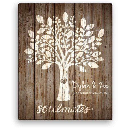 Personalized Tree Of Love 16