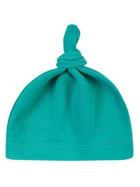 OUMY Newborn Baby Knotted Cotton Hat Kids Boys Girls Soft Cap