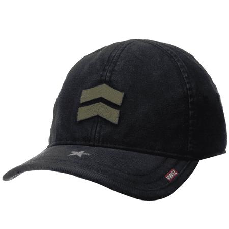 A. KURTZ Fritzflex Hat | Black (AK324) A Kurtz Hat