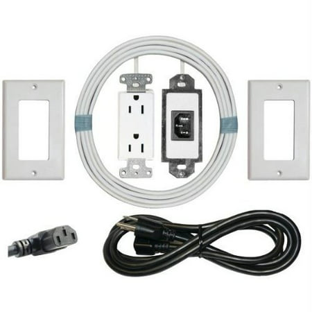 Swell Midlite Pjw 7R2 Power Jumper Hdtv Power Relocation Cable With Old Wiring 101 Tzicihahutechinfo