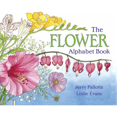 Flower Alphabet Book (The Flower Alphabet Book)