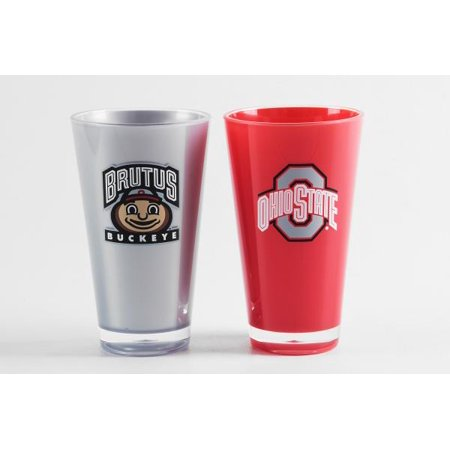 Ohio State Buckeyes Tumblers - Set of 2 (20 - Ohio State Buckeyes Thermos