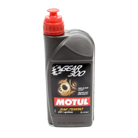 motul usa 75w90 synthetic gear 300 gear oil 1 l p n 105777. Black Bedroom Furniture Sets. Home Design Ideas