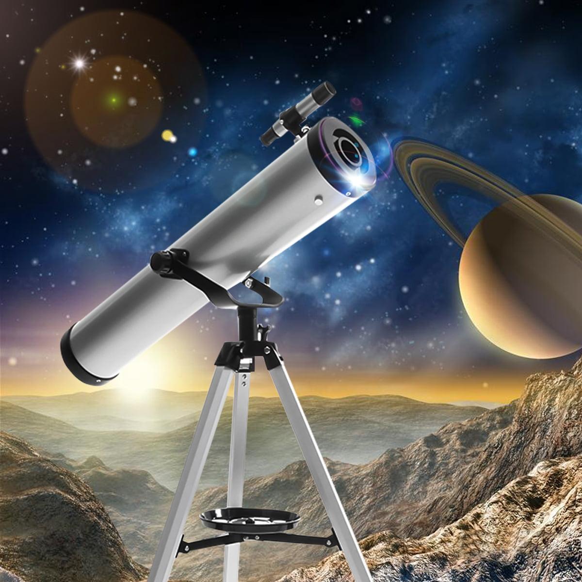 Outdoor Telescope 525X  F76700  Astronomical Telescope 700/76mm Refractor Monocular Kid Christmas Birthday Gift Spotting Scope