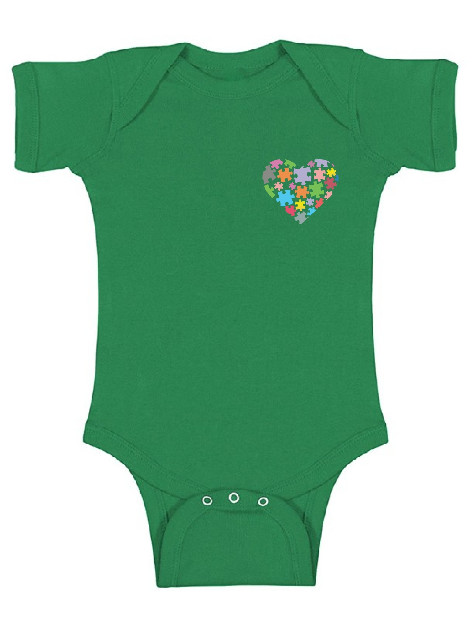 Gnome with Green Hat Infant Tutu Bodysuit inktastic Saint Patricks Day Gnome