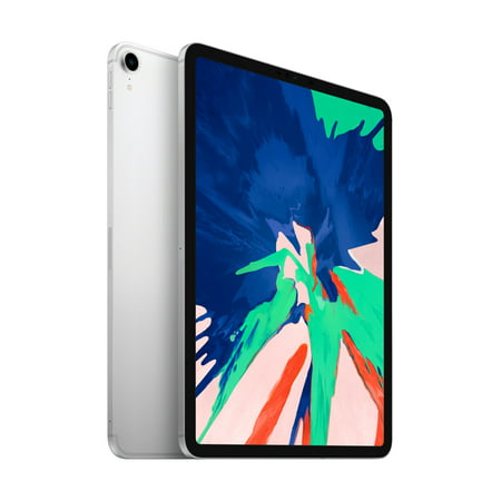Apple 11-inch iPad Pro (2018) - 1TB - WiFi + Cellular - Silver