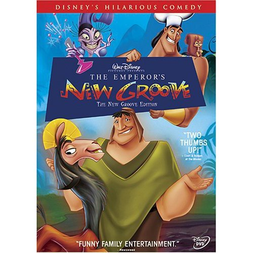 Emperor's New Groove (The New Groove Edition) (Widescreen)