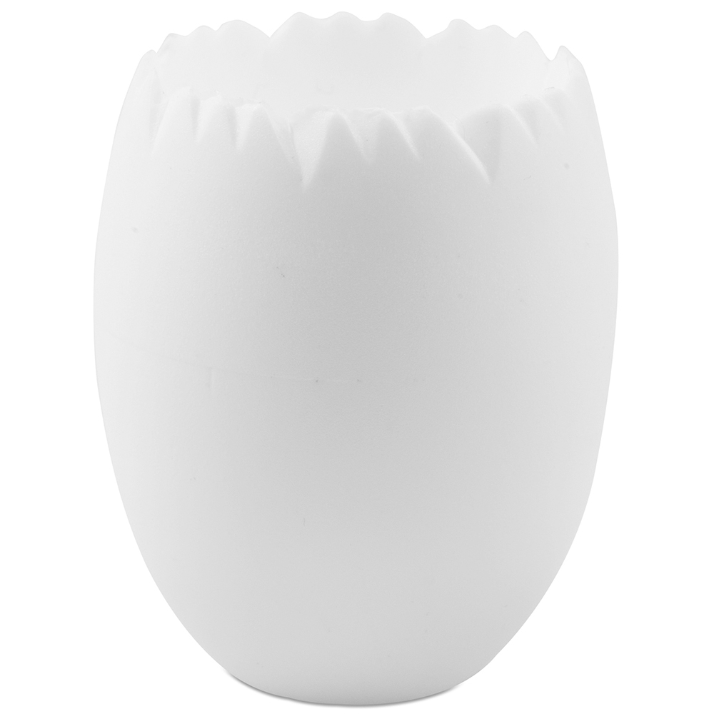 Comatec Oveo Egg Cup White 1.69oz 35 PIECES Pack by Comatec