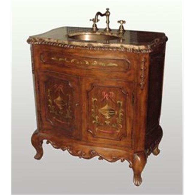 "B&I World Imports 1110L Juliet 34"" Bathroom Vanity by B&I World Imports"