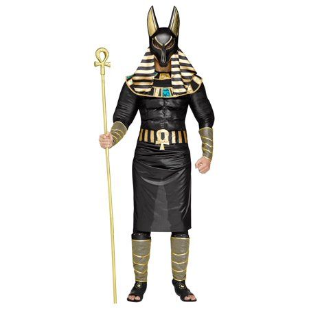 Anubis Adult Egyptian Costume - Simple Egyptian Costume