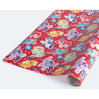 American Greetings My Little Pony Wrapping Paper Roll, 22.5 Sq. Ft. Per Roll
