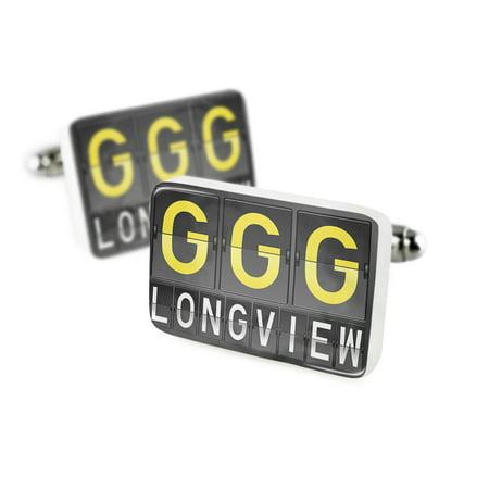 Cufflinks Ggg Airport Code For Longviewporcelain Ceramic Neonblond