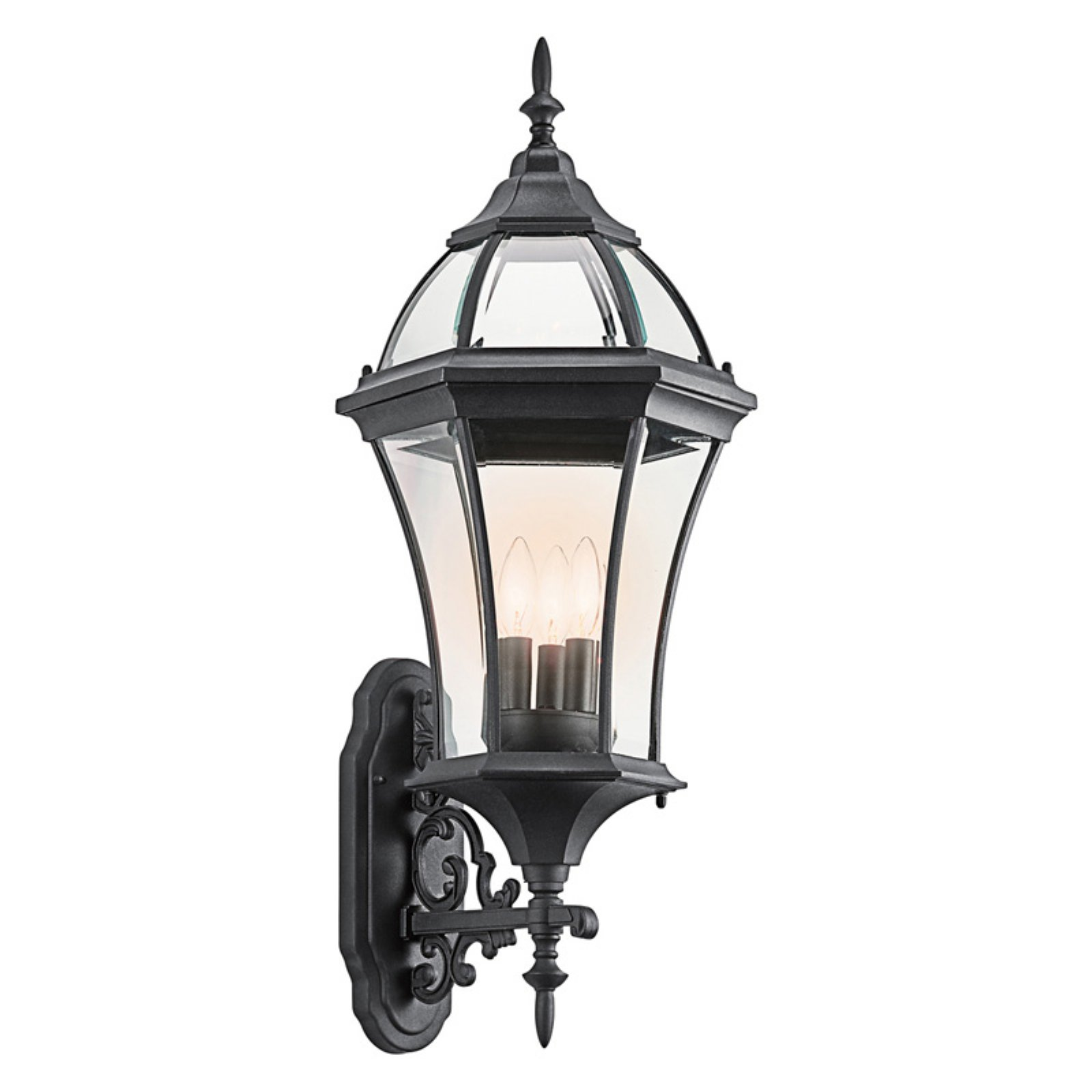 Kichler Townhouse 49185 Outdoor Wall Lantern - 12.25 in.