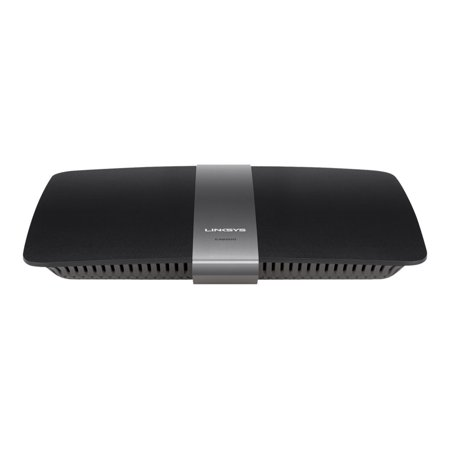 Linksys EA6500 - Wireless router - 4-port switch - GigE, 802.11ac (draft 2.0) - 802.11a/b/g/n/ac (draft 2.0) - Dual Band -