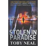 Stolen in Paradise: Special Agent Marcella Scott (Paperback)
