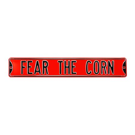 Authentic Street Signs 70195 Fear The Corn Street Sign - image 1 of 1