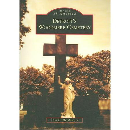 Detroit's Woodmere Cemetery, Mi