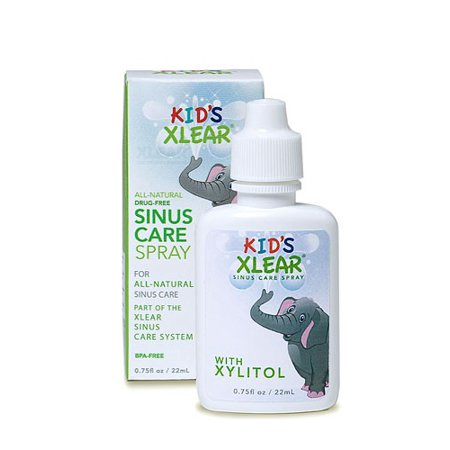 Kid's Xlear Nasal Spray, .75 fl oz