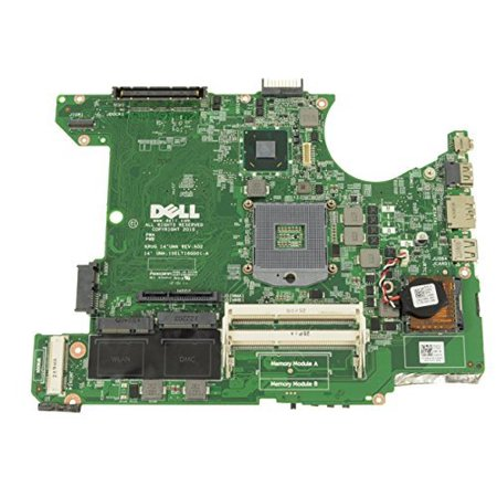 06X7M - Dell Latitude E5420 Laptop Motherboard (System Mainboard) with Integrated Intel Video UMA - 06X7M