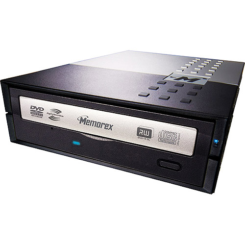 20x DVD-RW Drive with LightScribe