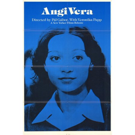 Angi Vera Movie Poster  11 X 17