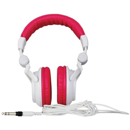 Teac CT-H02 Multi-Use Studio Grade Headphone Pink by TEAC