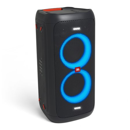 JBL PartyBox 100 High Power Portable Wireless Bluetooth Speaker - Black