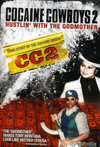Cocaine Cowboys 2: Hustlin' with the Godmother (DVD) by Magnolia