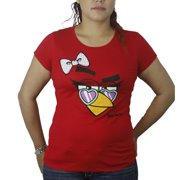 Angry Birds: Ruby Red Licensed T-shirt NEW Sizes S-2XL