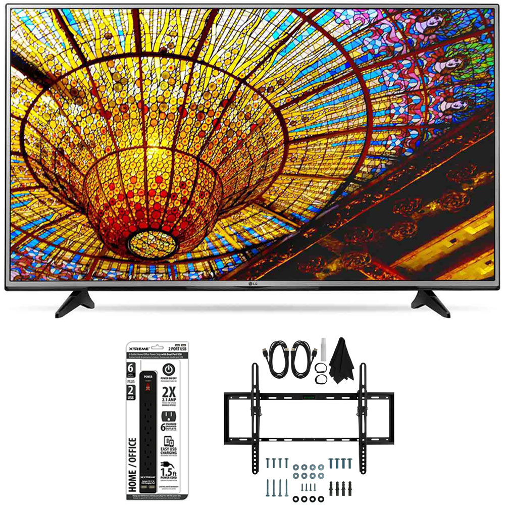 LG 49UH6030 - 49-Inch 4K UHD Smart LED TV w/ webOS 3.0 Ti...