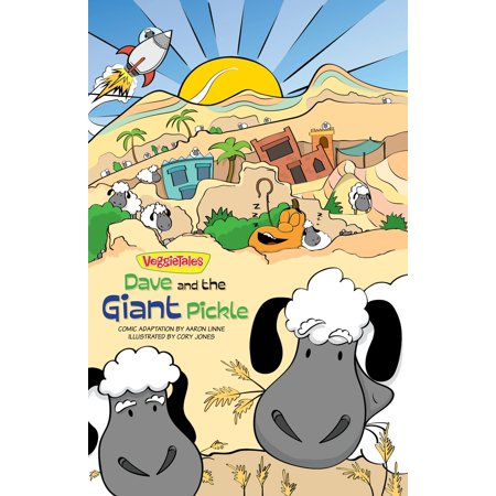 Dave and the Giant Pickle - eBook (Dave And The Giant Pickle Part 1)
