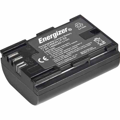 Energizer Replacement Battery for Canon LP-E6