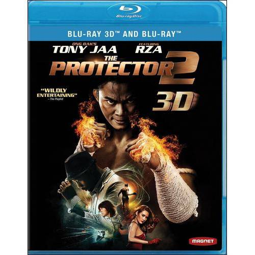 The Protector 2 (3D Blu-ray + Blu-ray)