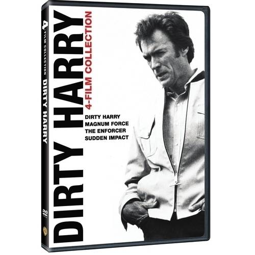 Dirty Harry Collection: 4 Film Favorites