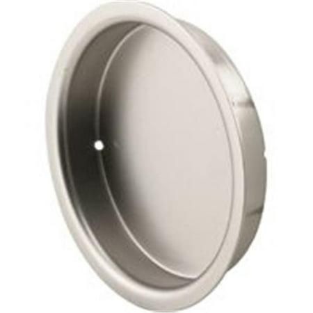 N7209 Closet Door Pull Stain Nickel 2.125 In.
