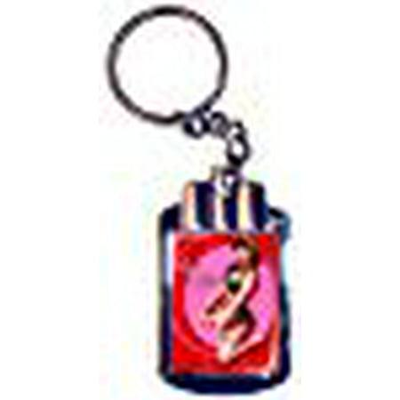 Dark Horse Deluxe Bettie Page Cherry Red Keychain