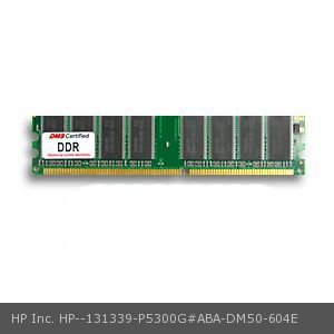 DMS Compatible/Replacement for HP Inc. P5300G#ABA Pavilion 503n 512MB eRAM Memory DDR PC2100 266MHz 64x64 CL3  2.6v 184 Pin DIMM - DMS 2100 266mhz Sdram 184 Pin