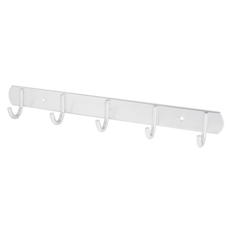 Wall Mounted Hooks Rack Coat Hat Towel Clothes Bathroom Hanger