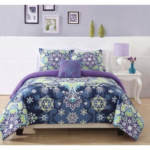 Style 212 Boho Kaleidoscope Comforter Set