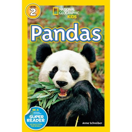 National Geographic Readers: Pandas - Halloween History National Geographic