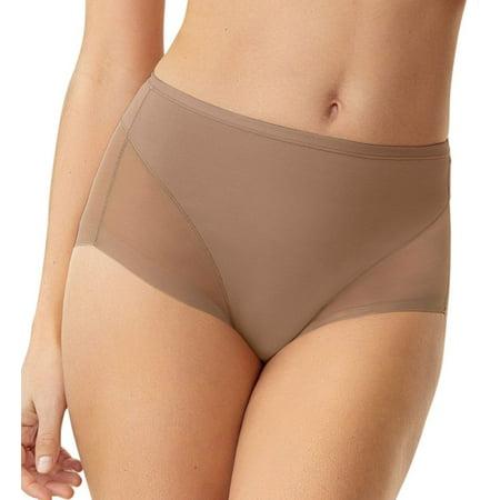 1fb18185f23 Leonisa - Women s Leonisa 012657 Truly Invisible Super Comfy Control Shaper  Panty - Walmart.com