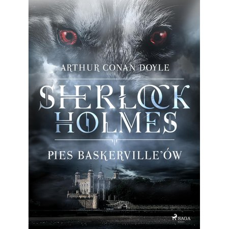 Pies Baskerville'ów - eBook (Arthur Pine)