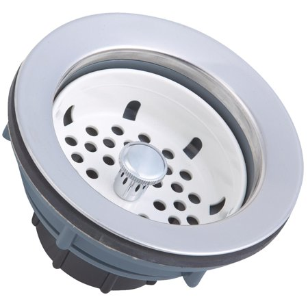 Do it Best Global Sourcing - Plumbing Repair ABS SINK STRAINER 403502