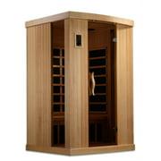 Golden Designs Ultra Low EMF 2-person Far Infrared Sauna