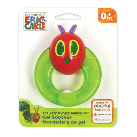 Eric Carle The Very Hungry Caterpillar Gel Teether](The Hungry Hungry Caterpillar)