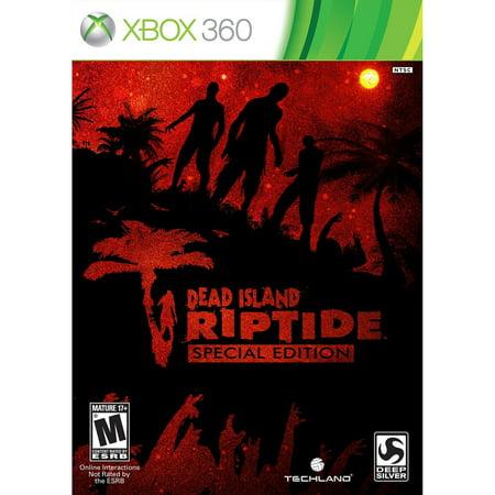 Dead Island: Riptide (Xbox) Special Edition