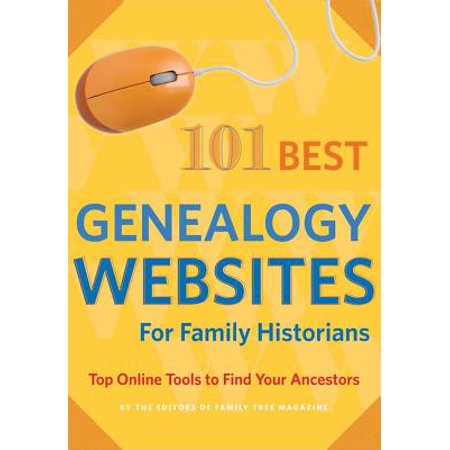 101 Best Genealogy Websites for Family History Research - eBook - Best Squishy Websites